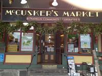 Our Shelburne Falls store: McCusker's Market