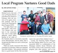 Inside/Outside Father's Support Program