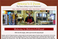 Antonios Pizza and Grinders