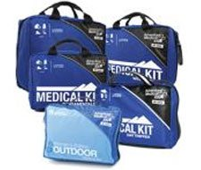 First Aid Kits, AEDs, and Survival Gear