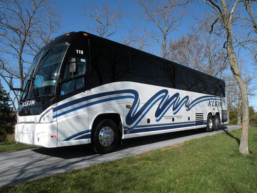 56 Passenger Motorcoach