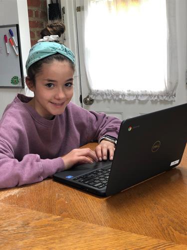 FPE provided funding for more than 800 Chromebooks.