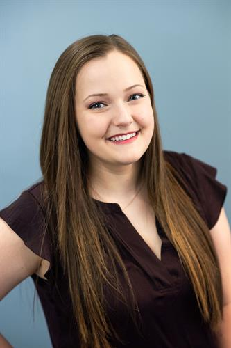 Brittany, passionate about the numbers and the people - an Awesome Accountant!