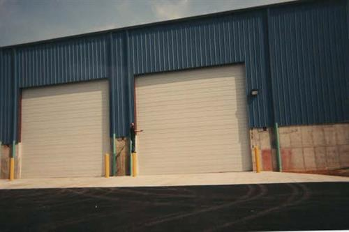 Both Commercial Doors installed