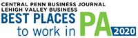 BARRY ISETT & ASSOCIATES NAMED A BEST PLACE TO WORK IN PA