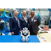AHCU's Kids-N-Hope Foundation Donates Interactive Robot to the Children's Hospital of Philadelphia