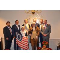 Honorable Thomas Ridge Dedicates New High-Tech American Heritage Credit Union Building