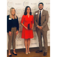 GVF's Deputy Executive Director Receives Region's  First Young Professionals Excellence in  Infrastructure Award