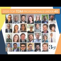 Introducing GVF's 2020 Top TDM  Professionals Under 40