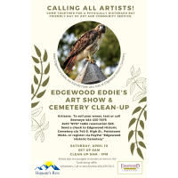 Edgewood Friends Plan Combined Event to Breathe Life Into Cemetery