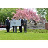 TOMPKINS VIST BANK DONATES $5,000 TO RACC FOUNDATION UNDER EITC PROGRAM
