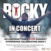 Rocky Live in Concert Coming to Santander Performing Arts Center