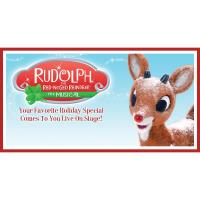 Rudolph The Musical Set to Return to Reading this Holiday!