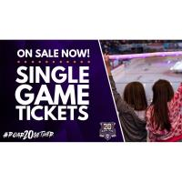 Single game tickets for Reading Royals games now on sale