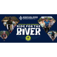 The 2021 Ride for the River will take place on Saturday, Sept. 25, 2021 - VOLUNTEERS NEEDED