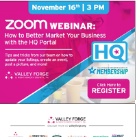 Zoom Webinar: How to Make Your Business with the HQ Portal