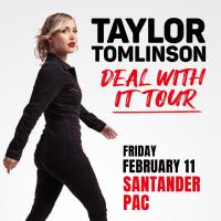 Taylor Tomlinson - Deal with it tour