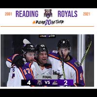 Royals end preseason with 4-2 win over Adirondack