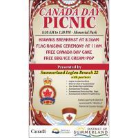 Canada Day 150 Celebrations