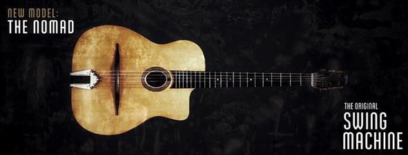 Whitney Guitars / Whitney School of Guitar Building
