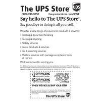 The UPS Store - Dana Point - Dana Point