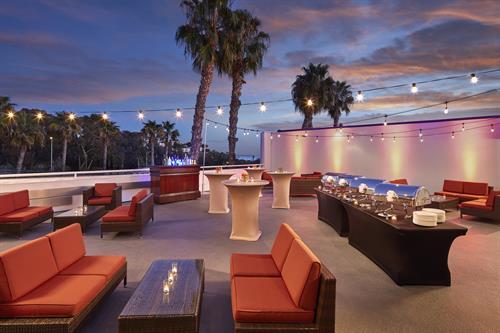 Palm Deck