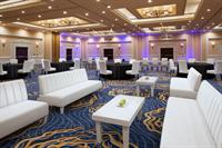 Our multi-purpose Richard Henry Dana Ballroom is the ideal event space for weddings, parties, large meetings, or any grand get-together in Dana Point.