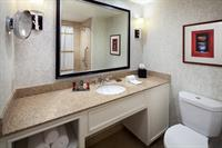 All guest room rest areas feature clean lines, contemporary style, and a selection of fine toiletries.