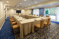 Booking a meeting? Our Capistrano Meeting room offers a flexible event space, an outdoor patio area, and all of the available amenities professionals require.