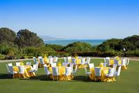 The breathtaking ocean views from our Del Mar Lawn space add an unmistakable air of elegance to outdoor events in Dana Point.