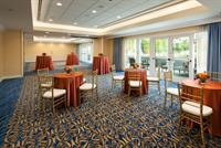 The Lantern Bay Room with a terrace is a flexible space offering up to three divisible meeting areas, as well as an outdoor patio, ideal for your next event in Dana Point.