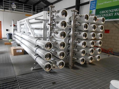Reverse Osmosis Facility