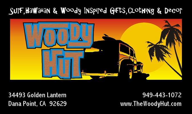 Woody Hut