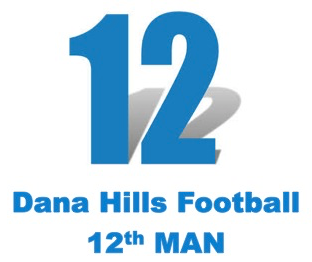 Dana Hills Football 12th Man Club