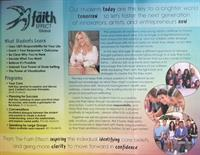 Inside.... Teen and Young Adult Brochure