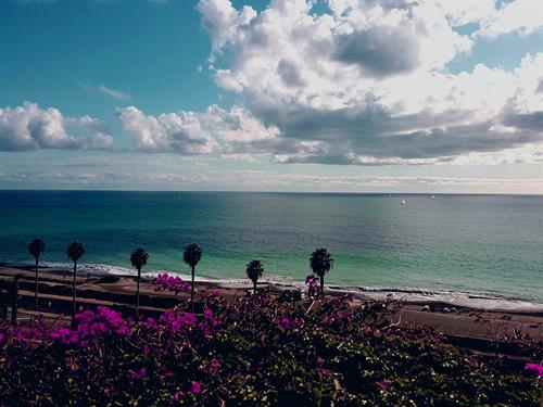 Appreciate our Dana Point view everyday!