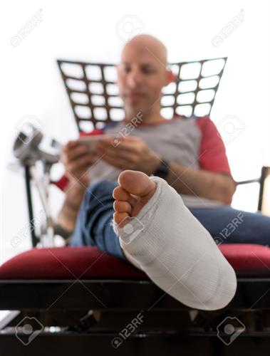 Why risk causing further injury by attempting to function alone.