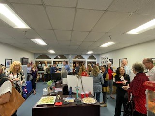 Business Mixer & Biz Expo in our Office- Nov. 2019