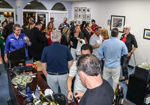 SC Chamber Mixer Jan. 2020 - Such a GREAT turnout!