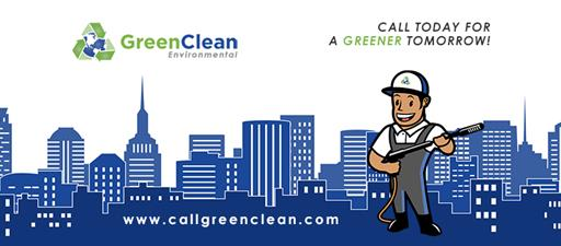 Green Clean Environmental
