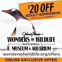 Johnny Morris' Wonders of Wildlife Museum/Aquarium - Springfield