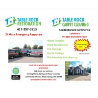 Table Rock Restoration Services & Carpet Cleaning - Reeds Spring