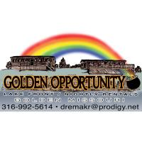 The Golden Opportunity Lake Front Nightly Rentals - Golden