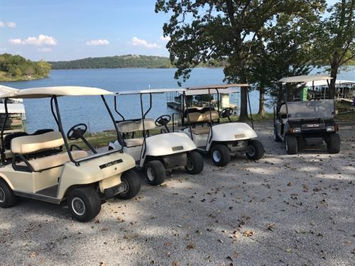 Golf Carts for Rental