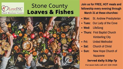 Stone County Loaves and Fishes