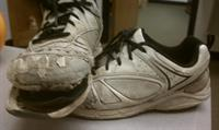 Shoes replace with Care For Kids funds for an Elementary student in Stone County.