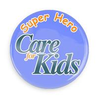 Care For Kids volunteers ARE Super Heroes!!