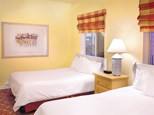 Branson MO, Wyndham Mountain Vista - Two-Bedroom Guest Room