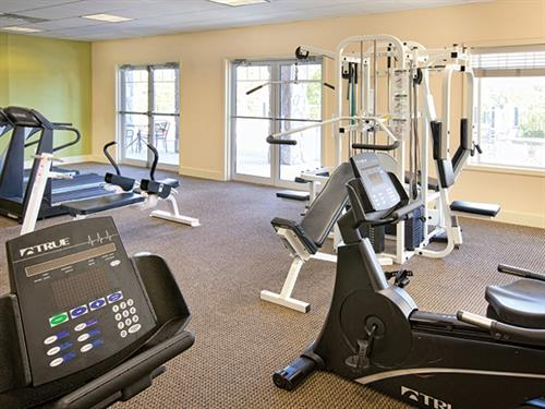 Branson MO, Wyndham Mountain Vista - Fitness Center