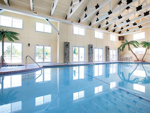 Branson MO, Wyndham Mountain Vista - Indoor Pool